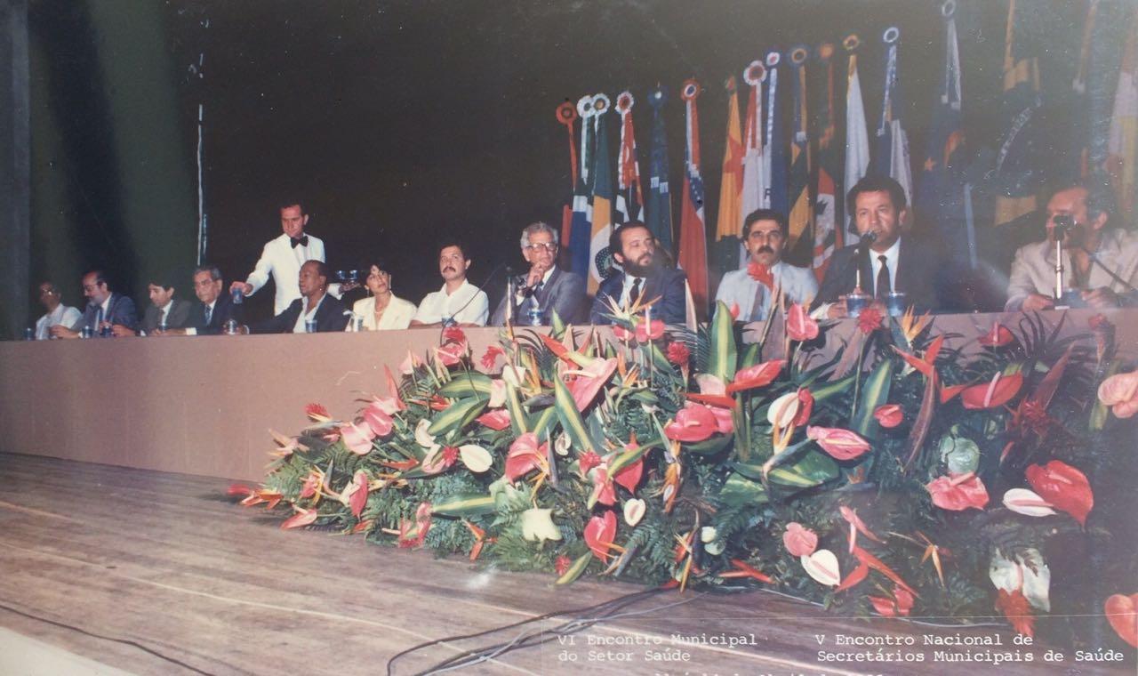 5º Encontro Nacional de Secretarias Municipais de Saúde